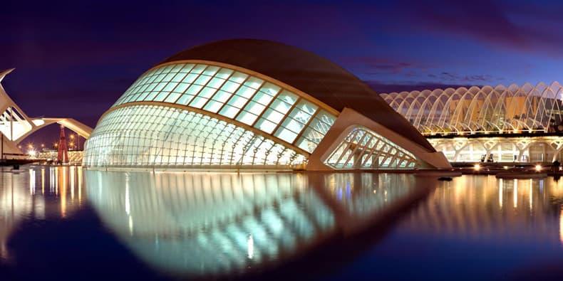 Дерзкие мечтатели: испанская школа архитектуры и дизайна
