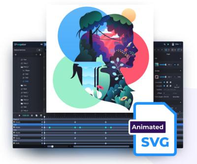 Инструменты анимации SVG