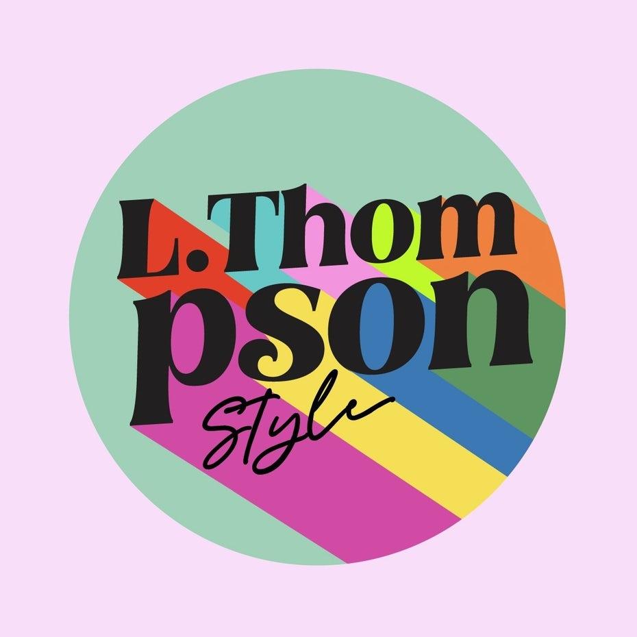 """сферический логотип пастельных тонов для """"L. Thompson Style"""" """"width ="""" 1197 """"height ="""" 1197 """"/>    <figcaption> Дизайн логотипа TikaDesign </figcaption></figure> <p> Назовем ваше имя — Сара Келлер, и вы создаете индивидуальные серьги из смолы. Вы можете абсолютно точно зарегистрировать торговую марку на такое название компании, как Sarah Keller Jewelry или Earrings by Sarah. </p> <p> Но в данном случае использование товарного знака защищает только вашу интеллектуальную собственность <strong> в той бизнес-категории, в которой вы работаете </strong>. Если есть еще одна Сара Келлер и она решает зарегистрировать торговую марку на имя своего фотографического бизнеса, Sarah Keller Photography, она может сделать это, не беспокоясь о нарушении ваших авторских прав. </p> <p> Тщательно подумайте о том, чтобы зарегистрировать свое имя в качестве торговой марки и сделать его частью вашего логотипа. Хотя это простой способ создать уникальный знак, вы также даете свое имя чему-то, что существует отдельно от вас — и даже если вы уйдете из компании на несколько лет вперед, этот бренд все равно будет работать под <strong> вашим </strong> имя. </p> <p> Именно это случилось с британским модельером Карен Миллен. Сыграв ключевую роль в превращении своей розничной компании в глобальный бренд, она вышла из нее в 2004 году. Но поскольку бизнес зарегистрирован в Великобритании как Карен Миллен, она не может юридически зарегистрировать новый товарный знак в Великобритании с практически аналогичным товарным знаком. имя. Кроме того, в 2016 году суд постановил, что она также не может использовать свое имя для брендов одежды и товаров для дома в США и Китае, поскольку это нарушает условия ее соглашения 2004 года. </p> <h3><span id="""