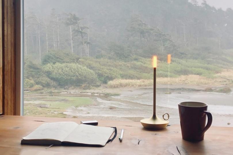 Wick: современная лампа Алладина