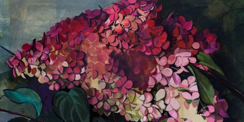 Выставка Александры Вертинской