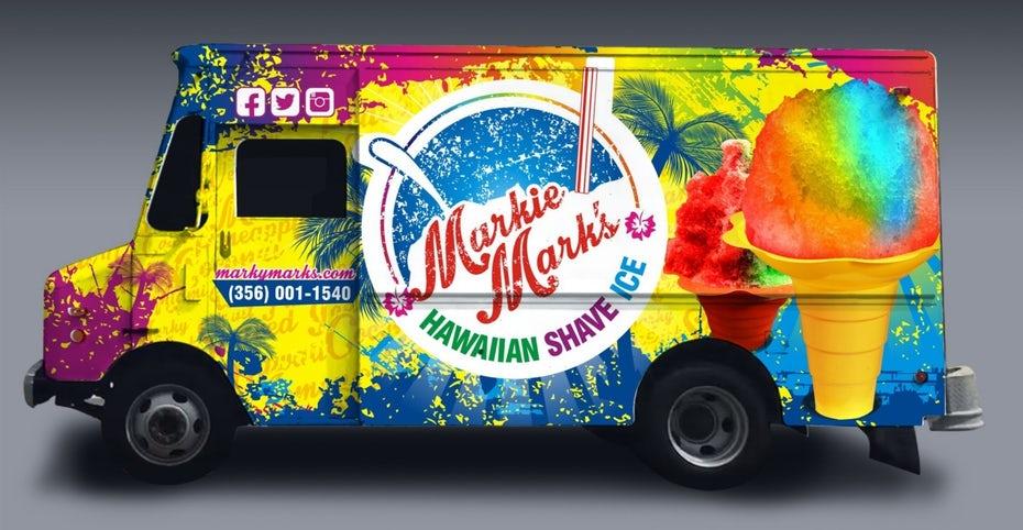 "Гавайский грузовик для льда для бритья Марки Марка ""width ="" 1504 ""height ="" 780"