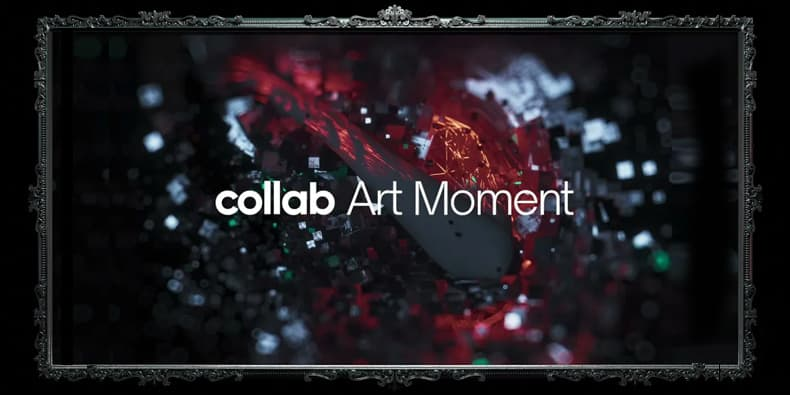 Collab Art Moment