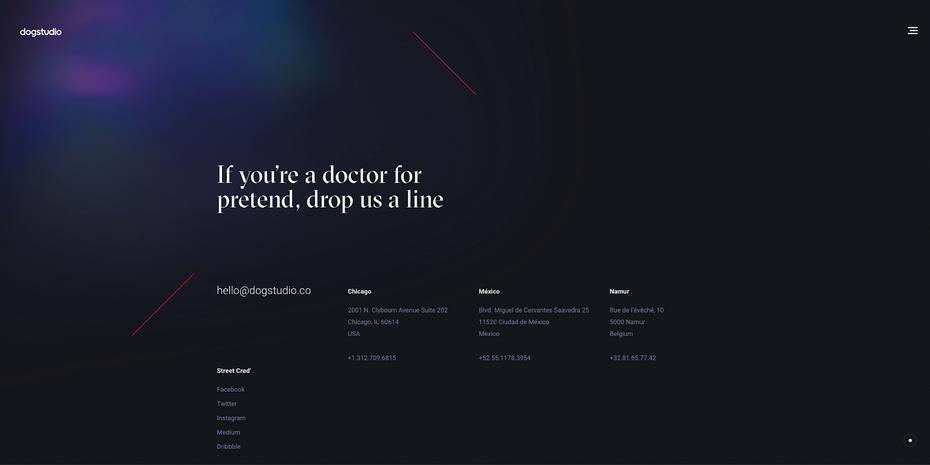 """контактная страница с надписью «Если вы врач для притворства, напишите нам» width = """"1600"""" height = """"800"""