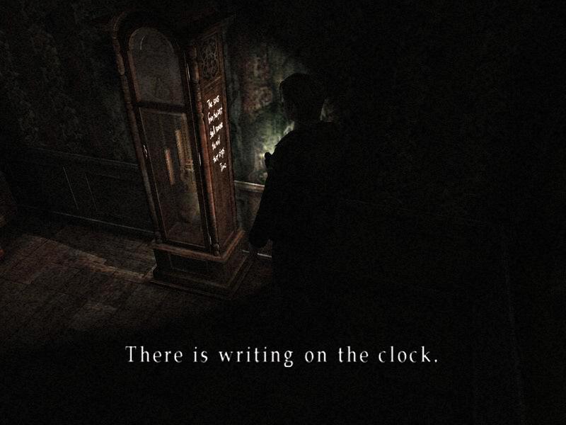 Снимок экрана игрового процесса Silent Hill 2