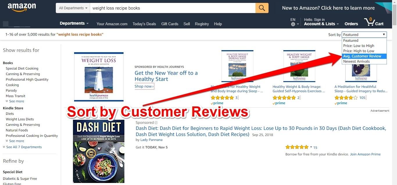 отзывы покупателей на Amazon