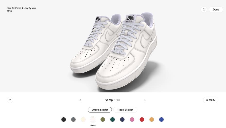 """Настройка Nike """"width ="""" 1432 """"height ="""" 815 """"/>    <figcaption> Использовать дополненную реальность Nike просто интересно. Через Nike </figcaption></figure> <p> Nike By You (ранее Nike ID) дает вам возможность поиграть с их вневременным дизайном. После того, как вы выберете стиль, вам будет предложено выбрать цвет, надписи, кружево или нет и даже ткань. вы. </p> <h3><span id="""