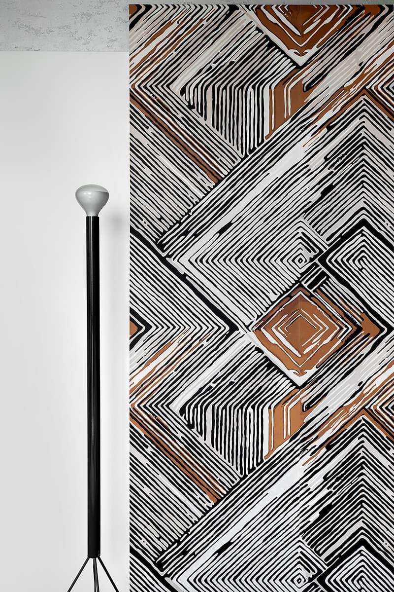 Квартира в монохромных тонах – проект Киевская квартира в стиле mix and match – проект студии Sunday12 Interior LAB