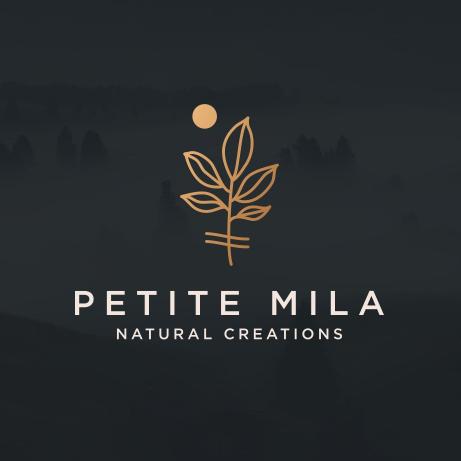 Дизайн логотипа для бренда натуральной одежды