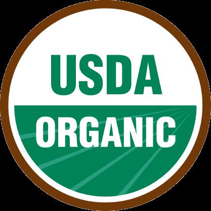 """Логотип USDA Organic """"width ="""" 417 """"height ="""" 417"""