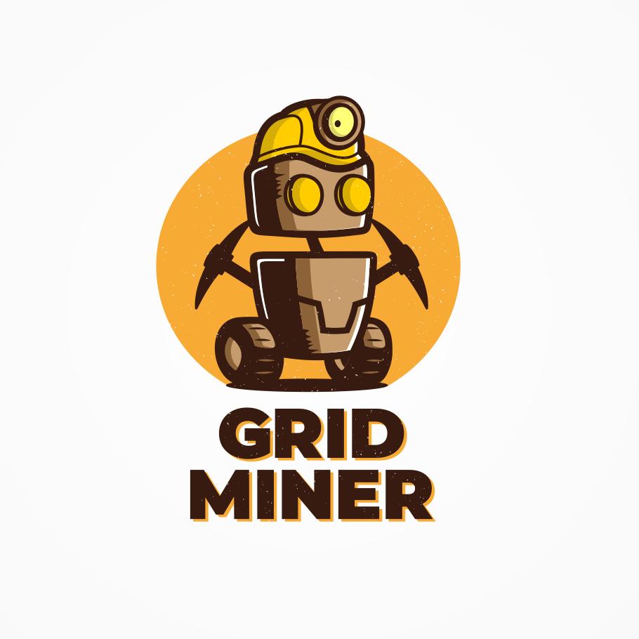 Дизайн логотипа талисмана для приложения
