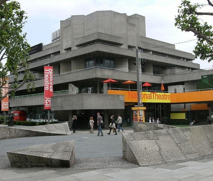 Национальный театр в Лондоне
