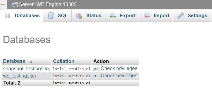 """Доступ к базам данных в phpMyAdmin """"class ="""" wp-image-91221 """"width ="""" 630 """"/> </figure> </p></div> <p> Появится список таблиц. Выберите элементы для загрузки: </p> <div class="""