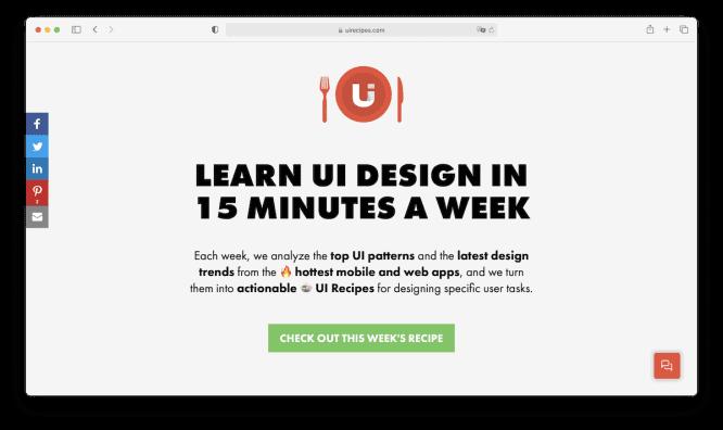 UI-Recipes