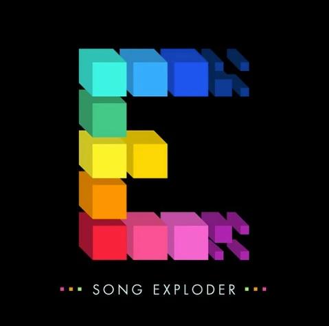 "Логотип Song Exploder ""width ="" 479 ""height ="" 474"