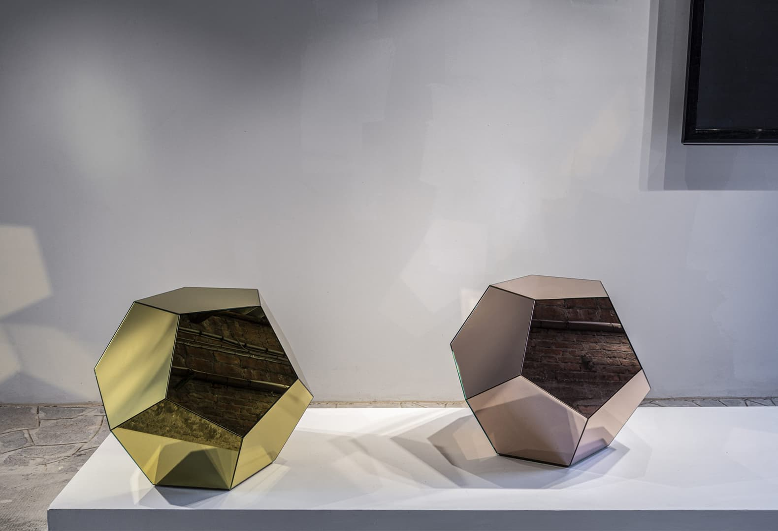 Mars Polyhedron, Krista Kim