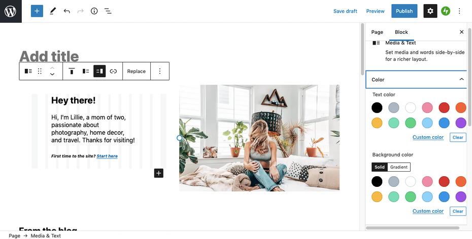 Примеры лучших конструкторов сайтов для электронной коммерции: WooCommerce / WordPress