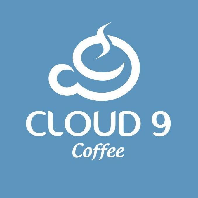 "cloud 9 логотип бренда кофе ""width ="" 678 ""height ="" 678"