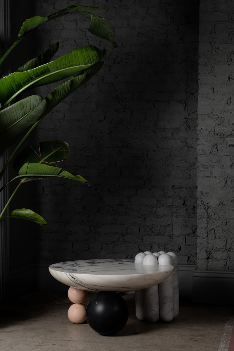 Кофейные столики Patisserie и Macaroon из коллекции Afternoon Tea от Bohinc Studio