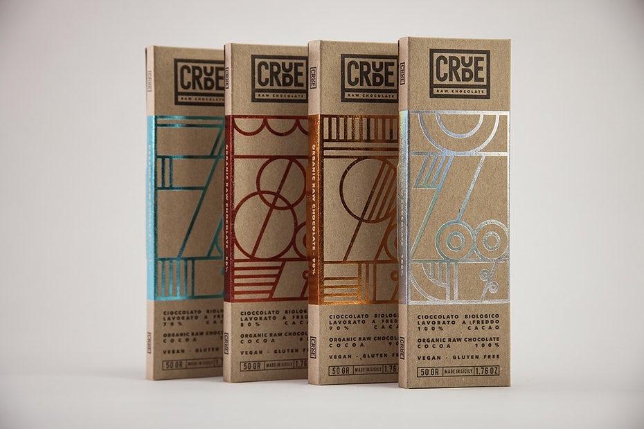 """Дизайн упаковки натурального сырого шоколада через Behance """"width ="""" 1200 """"height ="""" 800"""