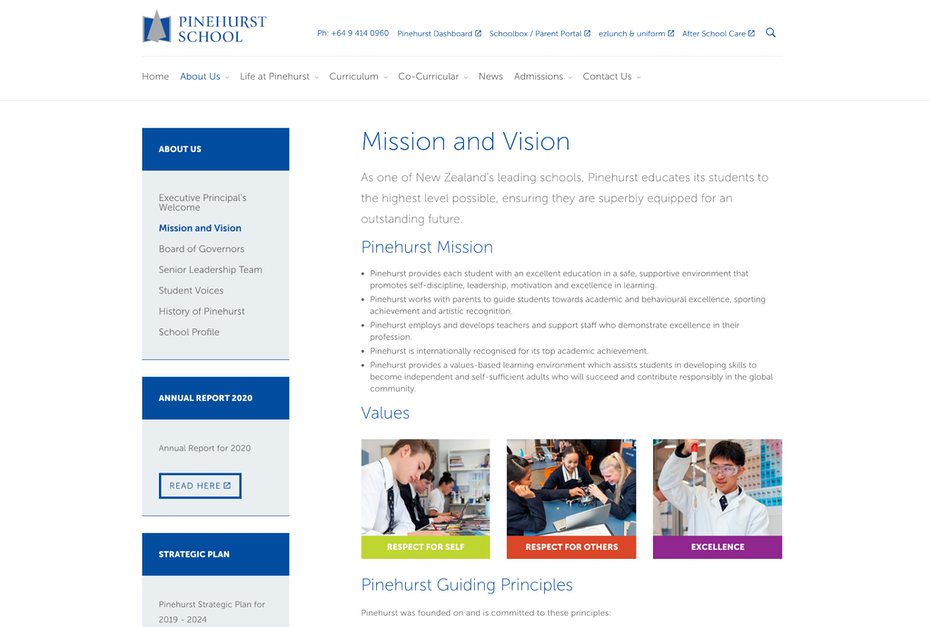 """Страница о миссии, видении, ценностях и принципах школы """"width ="""" 2048 """"height ="""" 1380"""