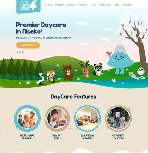"""веб-сайт с красочными иллюстрациями, мультфильмами и забавными шрифтами """"width ="""" 568 """"height ="""" 585"""