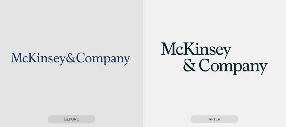 """two logos of McKinsey & Company. Left logo is single line, while right logo occupies two lines"""" width=""""1040"""" height=""""464"""